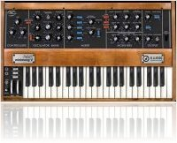 Virtual Instrument : Minimoog demo available - macmusic