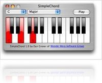 Music Software : SimpleChord 1.0 Released - macmusic
