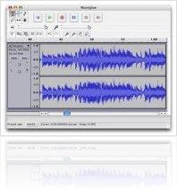 Music Software : Audacity 1.2: Major Upgrade to Free, Open-Source, Cross-Platform Audio Editor - macmusic
