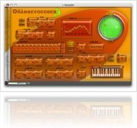 Plug-ins : Orange Vocoder 3 soon... - macmusic