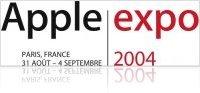 Apple : Apple Expo 2004 in Paris - macmusic