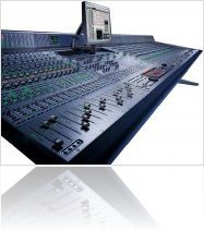 Computer Hardware : Digidesign ICON D-Control : Digi competes with SSL and Euphonix ? - macmusic