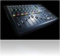 Matériel Audio : SSL X-Desk dispo - macmusic