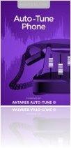 Plug-ins : Antares Announce Auto-Tune Phone - macmusic