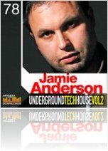 Virtual Instrument : Loopmasters Present Jamie Anderson Underground Tech House Vol 2 - macmusic