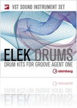 Virtual Instrument : Steinberg Releases ElekDrums - macmusic
