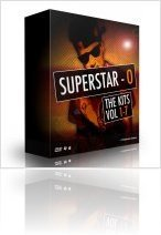 Virtual Instrument : The Producer Choice Superstar O Vol 1-7 - macmusic