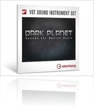 Virtual Instrument : Steinberg Dark Planet Add-on Now Available - macmusic