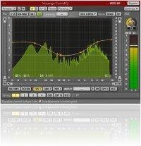Plug-ins : Voxengo CurveEQ 3.0 - macmusic