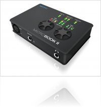Computer Hardware : MOTU Introduces Microbook II Audio Interface - macmusic