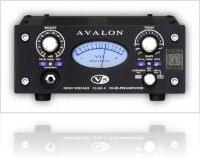 Audio Hardware : Avalon V5 - macmusic