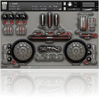 Virtual Instrument : Stretch That Note release L.E.W.D - Low End Warp Device - macmusic