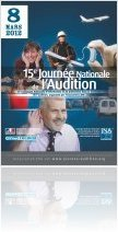 Ev�nement : 15e Journ�e Nationale de l'Audition... Comment?! - macmusic