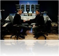 Misc : Trent Reznor and Alan Moulder Upgrade to SSL Duality Console - macmusic