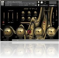 Virtual Instrument : Stretch That Note release DruMM Series 3 - macmusic