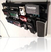 Audio Hardware : Eventide Updates StompBox to Version 3.5 - macmusic