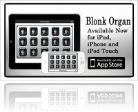 Music Software : Avant-Apps Releases Blonk Organ for IOS - macmusic