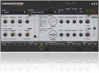 Virtual Instrument : Applied Acoustics Systems Announces Chromaphone V1.04 - macmusic