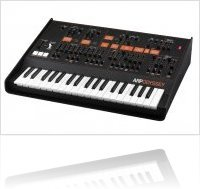 Music Hardware : ARP Odyssey by Korg - macmusic