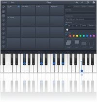 Music Software : ChordPolyPad - Midi Chords Player for iPhone and iPad - macmusic