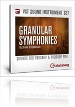 Instrument Virtuel : Steinberg Granular Symphonies Expansion Pack - macmusic