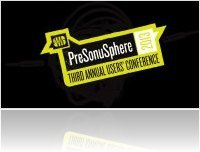 Event : Come to the PreSonuSphere 2013 User Conference! - macmusic