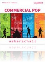 Instrument Virtuel : Ueberschall Lance Commercial Pop - macmusic