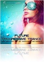 Virtual Instrument : Producerloops Releases Future Progressive Trance Vol 3 - macmusic