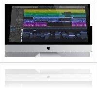 Logiciel Musique : Apple Logic Pro X - macmusic
