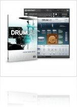 Instrument Virtuel : Native Instruments Présente DRUM LAB - macmusic