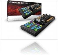 Informatique & Interfaces : Native Instruments Présente TRAKTOR KONTROL X1 MK2 - macmusic