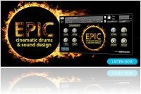 Instrument Virtuel : Big Fish Audio EPIC Instrument Kontakt - macmusic
