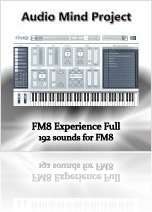 Instrument Virtuel : FM8 Experience en Promo chez Audio Mind Project - macmusic