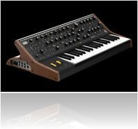 Music Hardware : Moog Sub 37 - macmusic