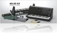 Mat�riel Musique : Un Korg MS-20 en Kit! - macmusic