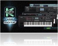 Music Software : Karma-Lab releases KARMA Motif v3.1 - macmusic