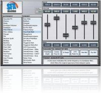 Plug-ins : SFX Machine RT 1.0.1 - macmusic