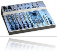 Computer Hardware : Edirol introduces the M-100FX 10-channel Mixer with USB and effects - macmusic