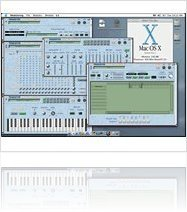 Virtual Instrument : Modularing OSX beta - macmusic
