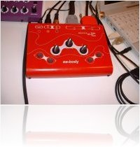 Music Hardware : AE2003: IRCAM move your body! - macmusic