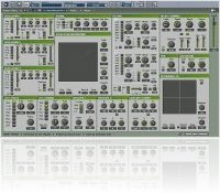 Virtual Instrument : An update for REAKTOR SESSION V 1.0.4 - macmusic